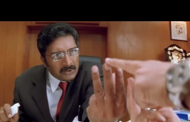 Tamil Villains prakash_raj Reactions
