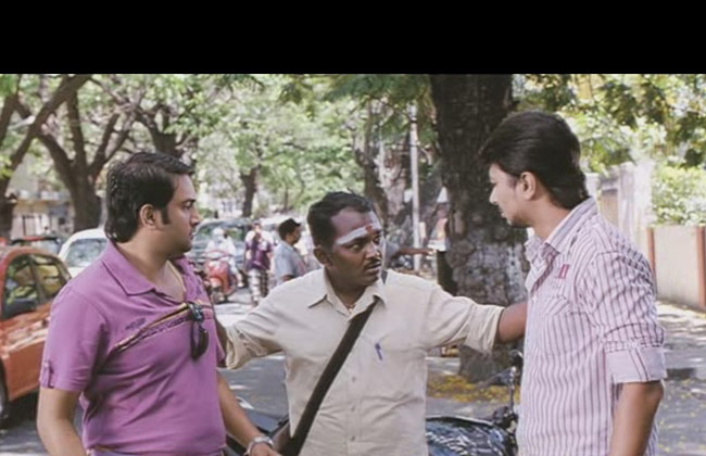 Tamil comedians Santhanam Reactions